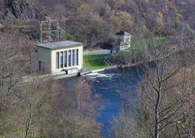 Kraftwerk Schwammenauel