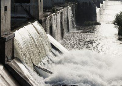 Barrage de Mauzac