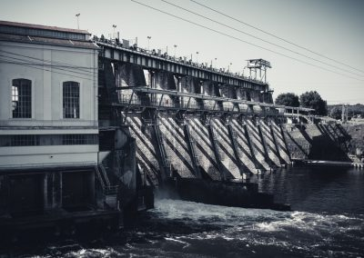 Barrage de Tuillieres