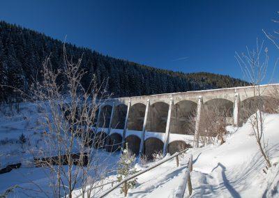 Multi Arched Dam