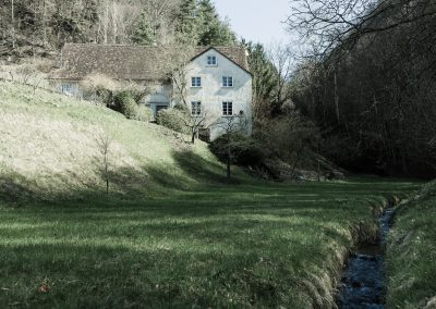 former mill